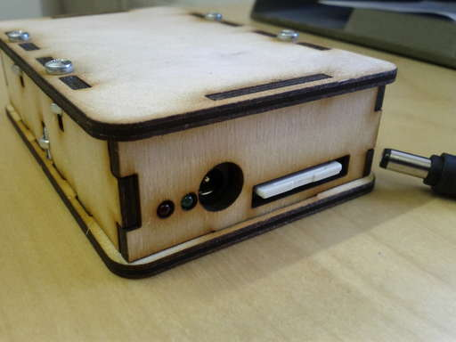 DataDuino enclosure