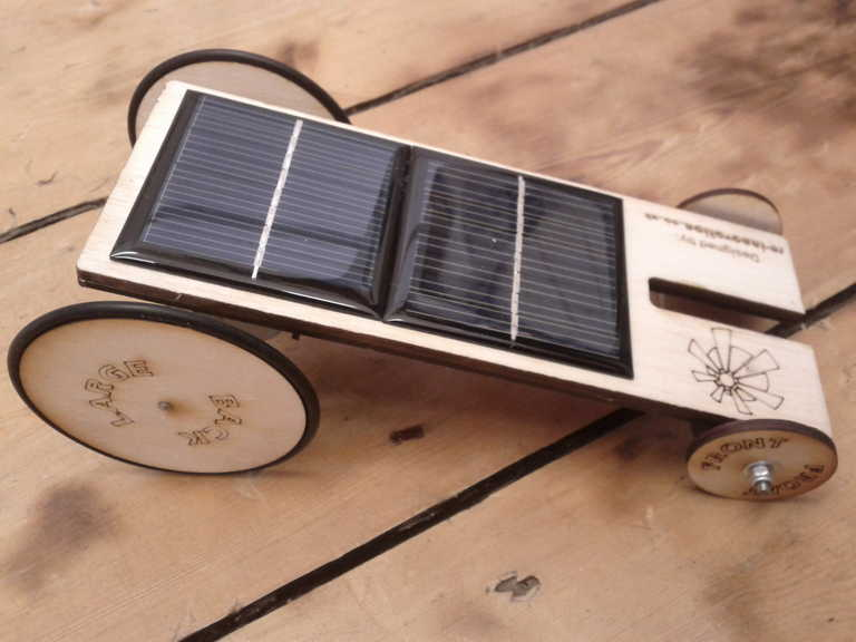 Solar Car Kits For Sale