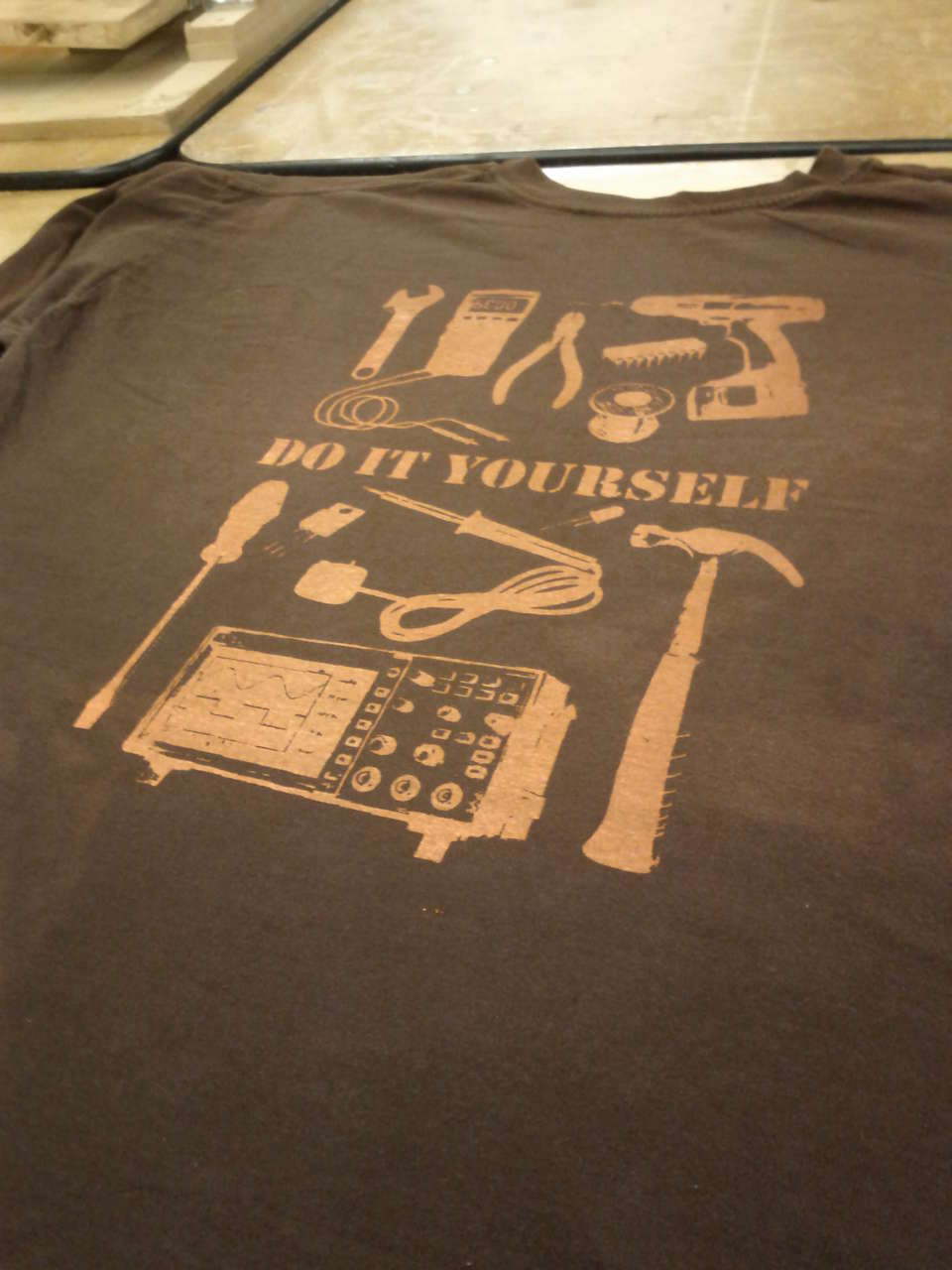 Diy Electronics T Shirt Renewable Energy Innovation