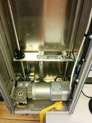 Penetrometer Unit