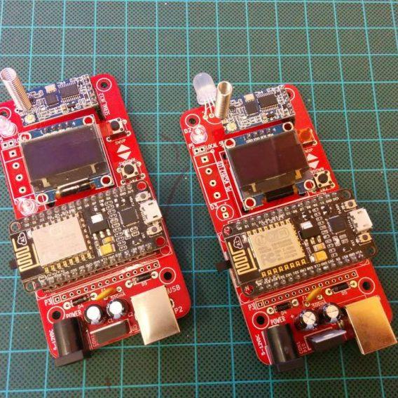 ESP8266 Controller Board