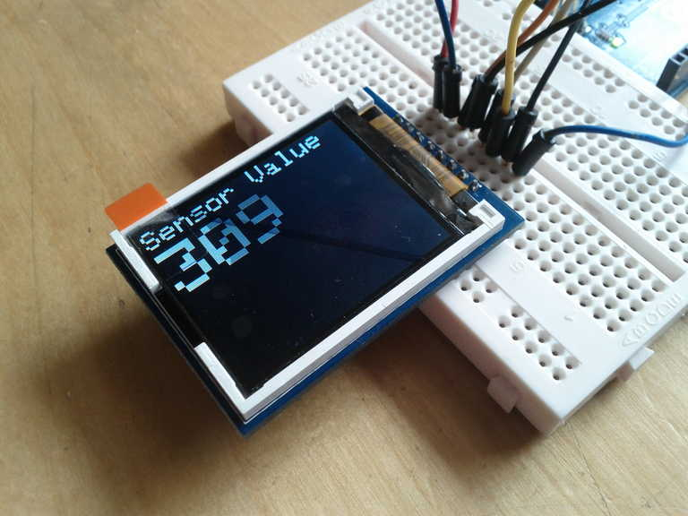 TFT LCD display – Renewable Energy Innovation