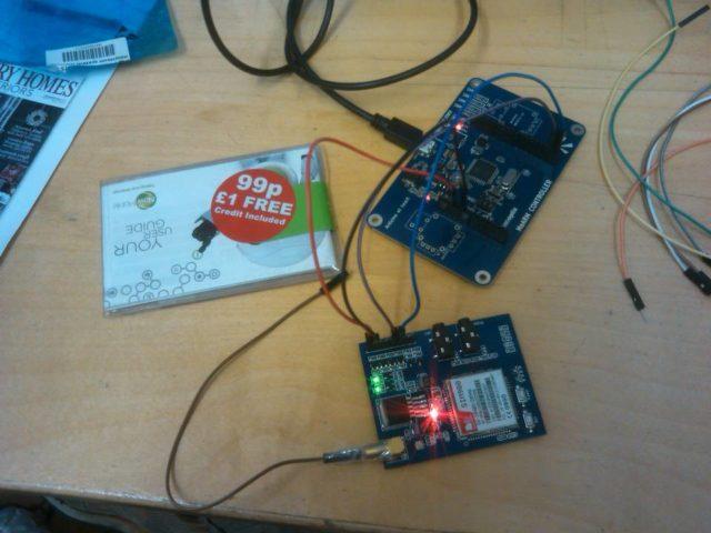 gsm - SIM800 or SIM900 library for Arduino - Arduino