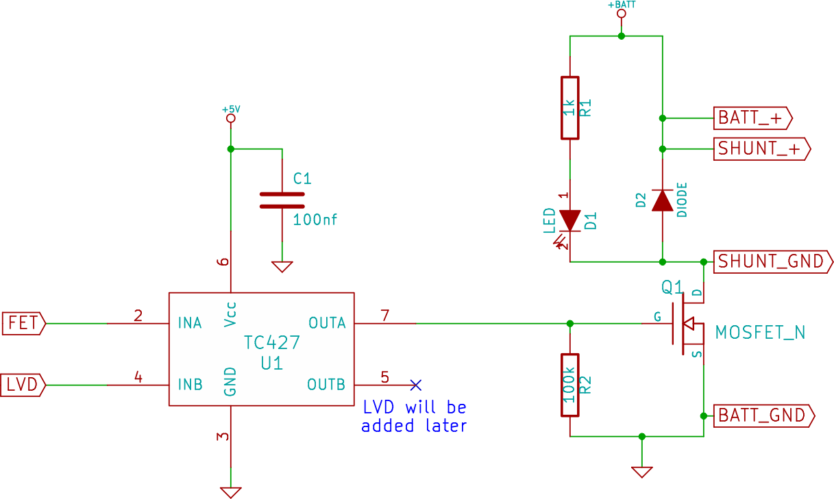 Charge Controller Project Power Switching Renewable Energy Controlling Switch With Relay Driver Innovation